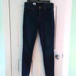 Gap Santa Cruz Blue Legging Jean